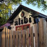 Austin: Alibi Bar- Rainey Street